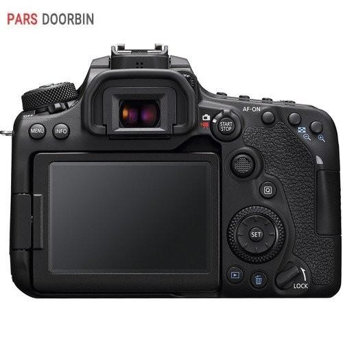 دوربین عکاسی کانن مدل EOS 90D به همراه لنز 135-18 میلی متر