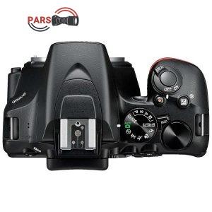 دوربین عکاسی نیکون مدل D3500 به همراه لنز 18-55 میلی متر VR AF-P