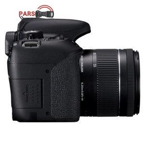 دوربین عکاسی کانن مدل EOS 800D به همراه لنز 18-55