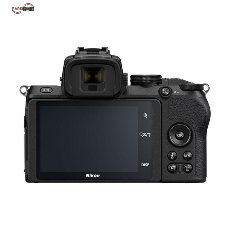 دوربین عکاسی بدون آینه نیکون مدل Z50 به همراه لنز 50-16