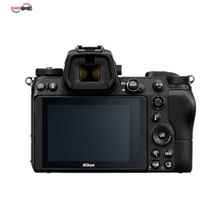 دوربین عکاسی بدون آینه نیکون مدل Z6 به همراه لنز 24-70