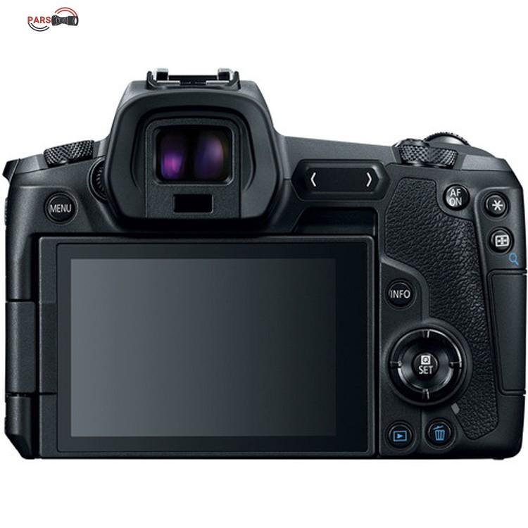 دوربین عکاسی بدون آینه کانن مدل EOS R به همراه لنز RF 24-105mm