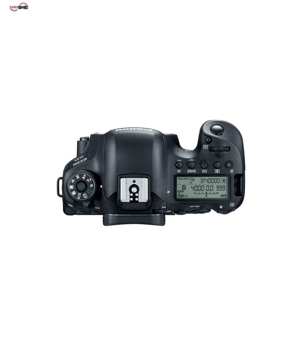 دوربین عکاسی کانن مدل EOS 6D Mark II بدون لنز