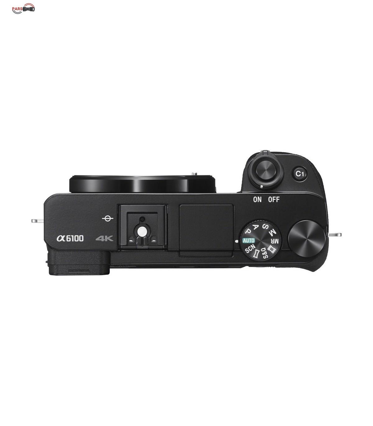 دوربین بدون آینه سونی a6100 body