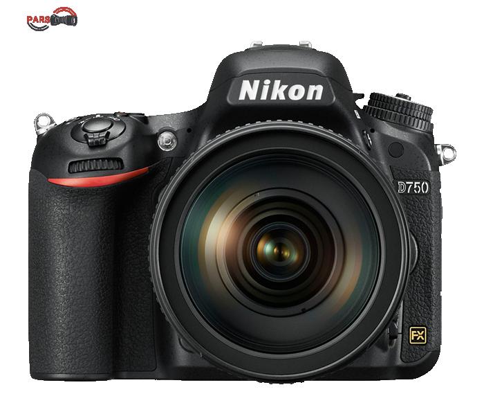 دوربین عکاسی نیکون Nikon D750 Kit 24-120mm f/4 G VR