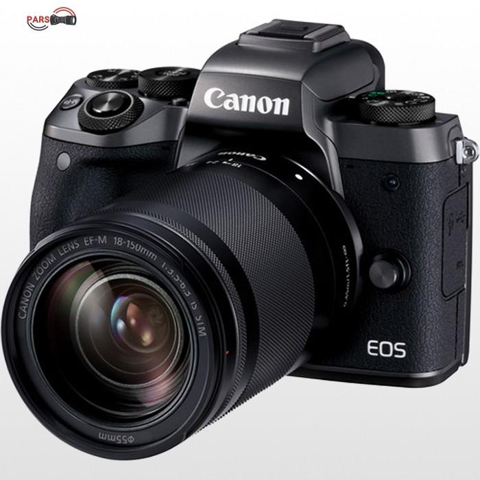 دوربین عکاسی بدون آینه کانن Canon EOS M50 18-150