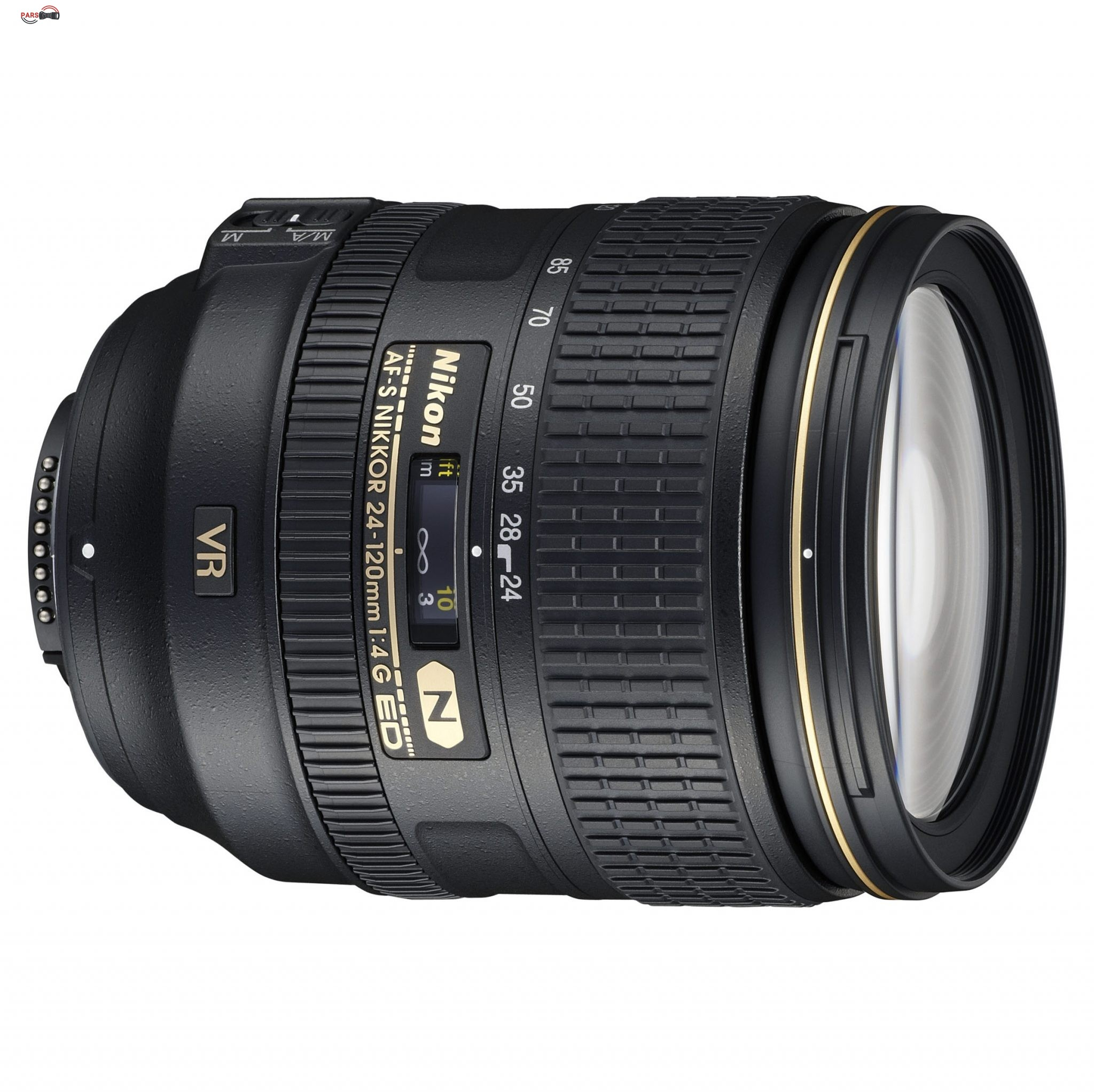 لنز دوربین نیکون AF-S 24-120mm F/4G ED VR