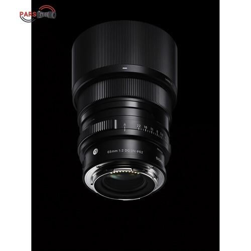 لنز سیگما Sigma 65mm f/2 for Sony E
