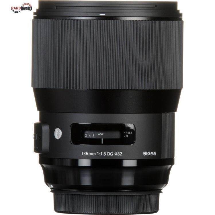 لنز سیگما Sigma 135mm f/1.8 for Sony E