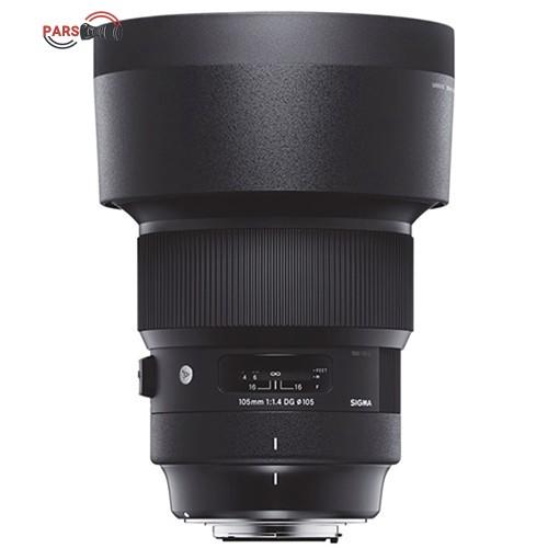 لنز سیگما Sigma 105mm f/1.4 for Sony E