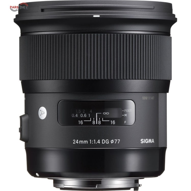 لنز سیگما Sigma 24mm f/1.4 for Canon