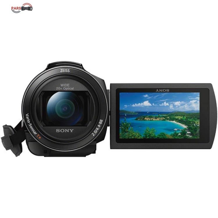 دوربین تصویربرداری سونی Sony FDR-AX53 4K Ultra HD Handycam