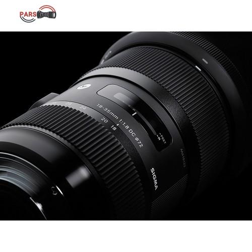 لنز سیگما Sigma 18-35mm F1.8 for Nikon