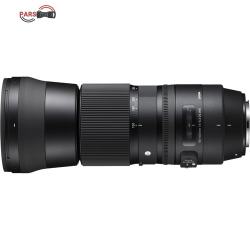 لنز سیگما Sigma 150-600mm F5-6.3 For Nikon