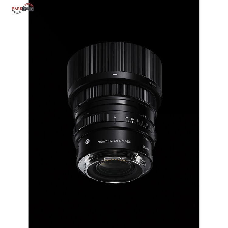 لنز سیگما Sigma 35mm f/2 for Sony E