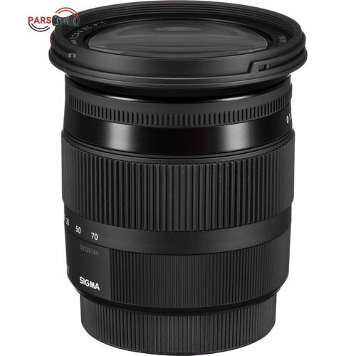 لنز سیگما Sigma 17-70mm F2.8-4 C for Canon