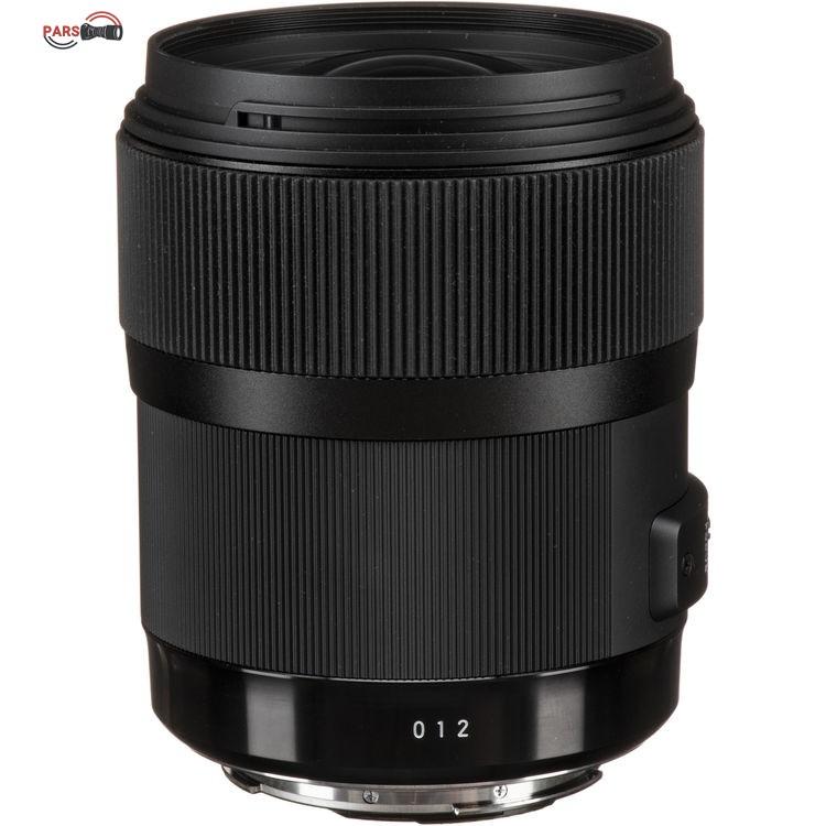 لنز سیگما Sigma 35mm f/1.4