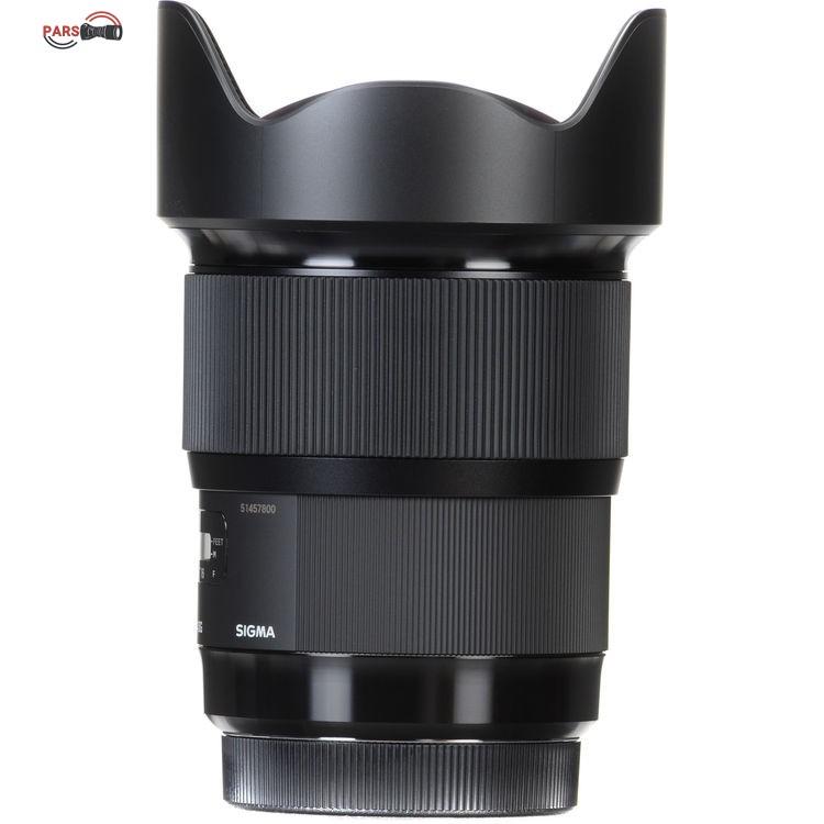 لنز سیگما Sigma 20mm f/1.4 DG HSM Art for Nikon F