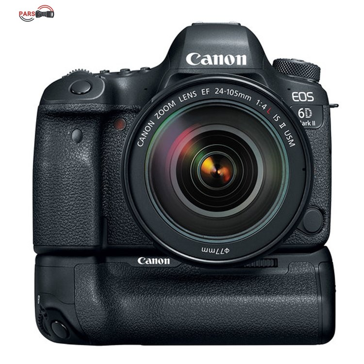 باتری گریپ کانن Canon BG-E21 Battery Grip for 6D II Org