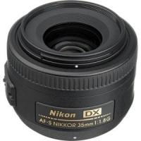 لنز نیکون مدل 35mm f/1.8G DX AF-S