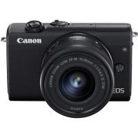 دوربین بدون آینه کانن M200 با لنز ۱۵-۴۵ میلیمتر