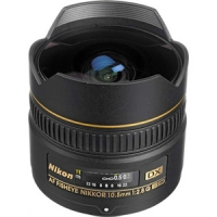 لنز نیکون 10.5mm f/2.8G Fisheye